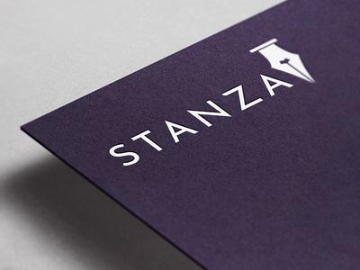 Stanza Logo logo branding logo design