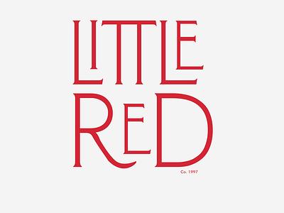 Little Red Matches Logo design branding logo design brand identity logo