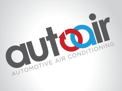 Auto Air Logo logo branding