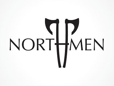 Northmen Clothing Logo logo branding