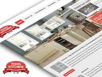 Town Kitchens Website