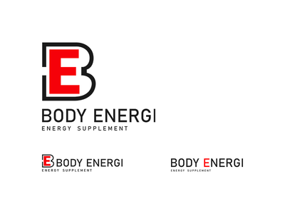 body energi logo set