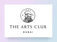 The Arts Club Dubai - Logo animation