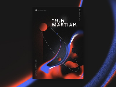 Space and Technology Visual Exploration 2 deep space abstraction visual art visual design thin martian technology space print poster science glow fluorescent dissolve dust design deep abstract