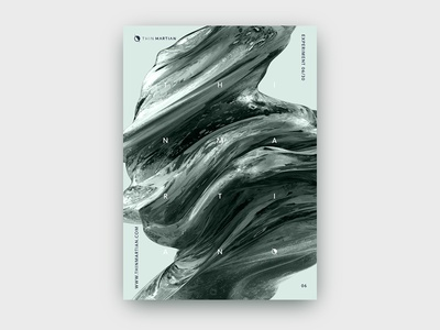 Space and Technology Visual Exploration 6 metallic metal rock liquids twisted technology space science print poster planets thin martian martian deep space alien elegance teal air abstract design abstract