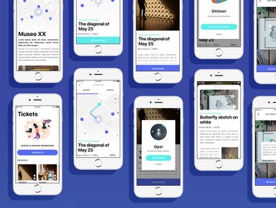 Museum App AR