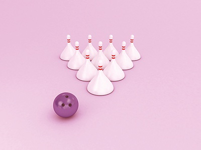 Bowling Pins in Vain