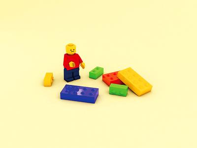 Lego in Vain