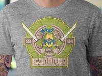 T-Shirt Design: TMNT (unofficial)