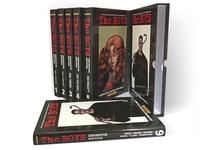 Book Design: The Boys Definitive Editions