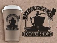 Logo Design: Uncommon Grounds