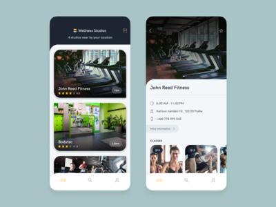 iOS - Sindro Member App