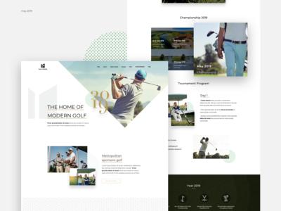 Metropolitan Golf