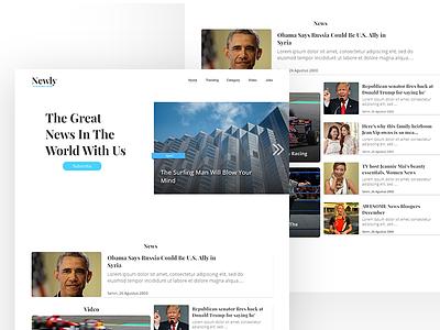 News Website news portal news