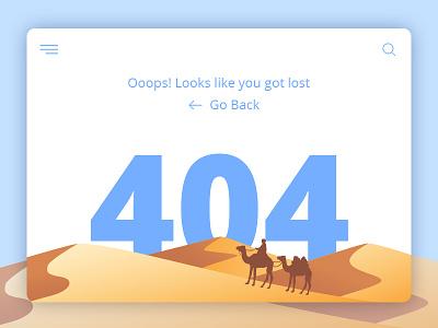 Daily UI #008 404 Page 404page 404 ui dailyui