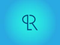 QR - Lettermark