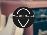 The Old Hound - Music logo