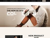 Shop Landing  Website Design By Mahmudparvez