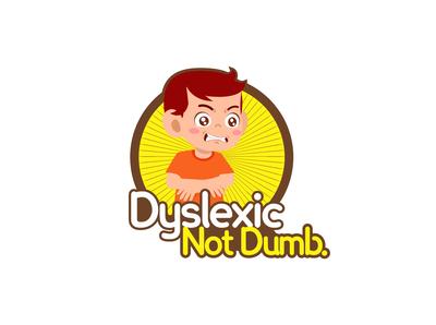 Dyslexic not Dumb kid