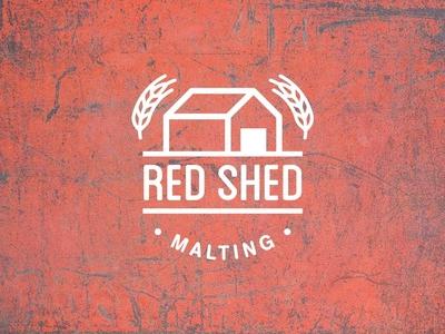 Red Shed Malting logo
