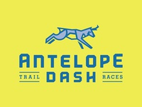 Antelope Dash Rebrand