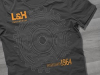 L&H Industrial T-Shirt