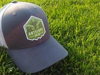 Antelope Dash Hat Label