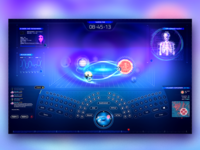 Planetary Travel Station GUI