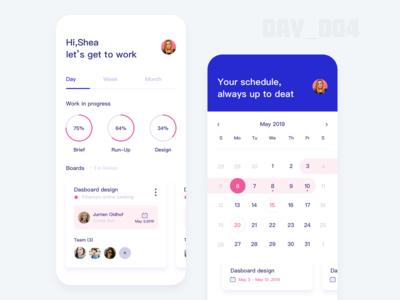 UI 100 day challenge exercise-004