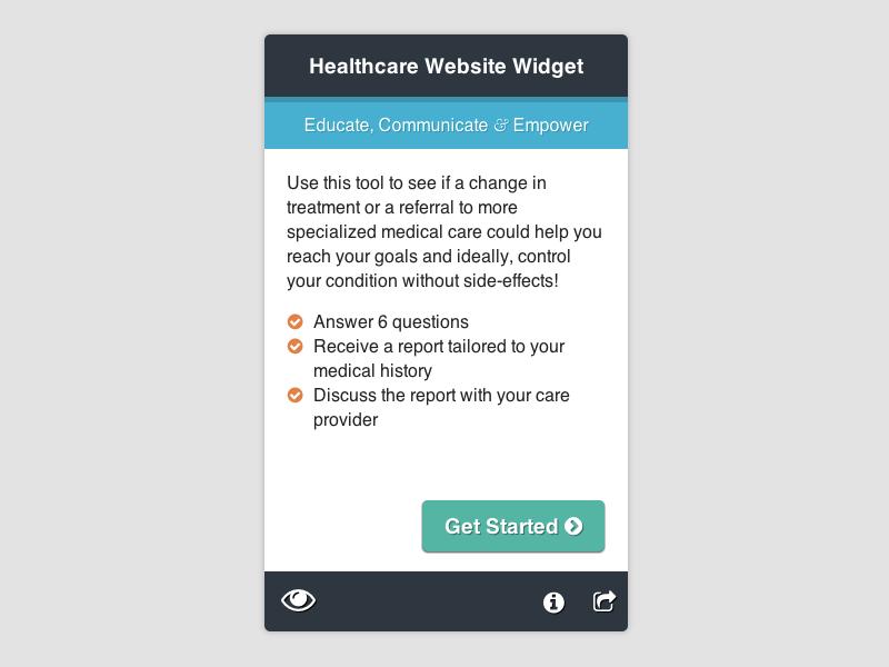 Website Widget widget