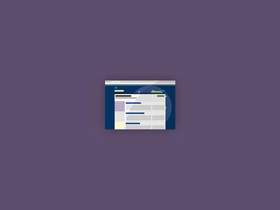 Flat Earthdata icon chrome