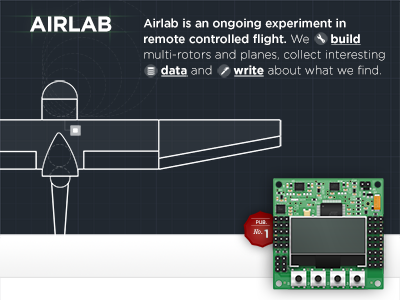 Airlab Revisited airlab blueprint aviation rc planes