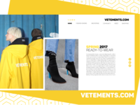 VETEMENTS.COM