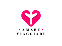"""Love and Travel"" logo design (1/3)"