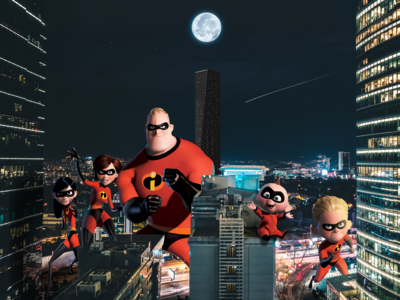 Incredibles | Disney compositions (1/3)