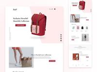 Backpack eShop — UI