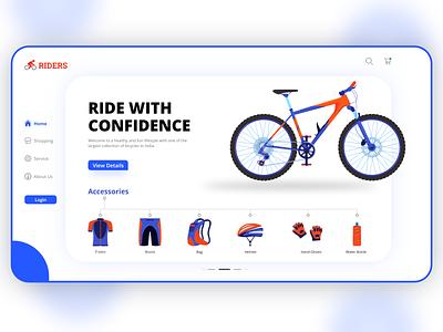Website Design typography design ux ui branding web design