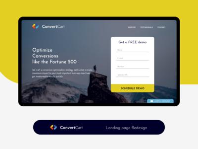 ConvertCart Redesign