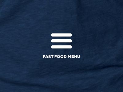 Fast Food Menu ui icon joke