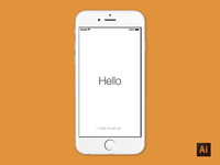 iPhone 6 - Illustrator Download