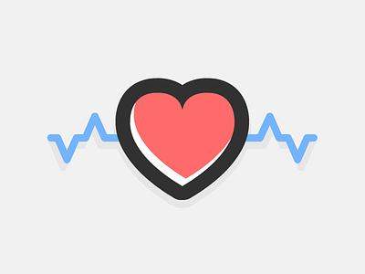 Heartbeat Logo logo .ai source file
