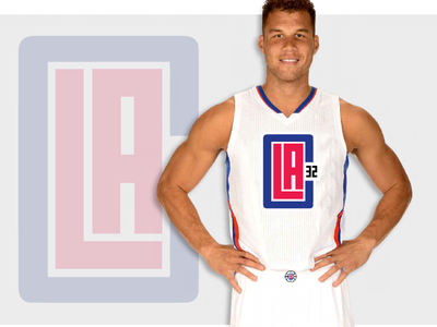 New Clippers Logo nba clippers