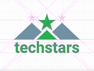 TS Logo Experiment givefirst techstars