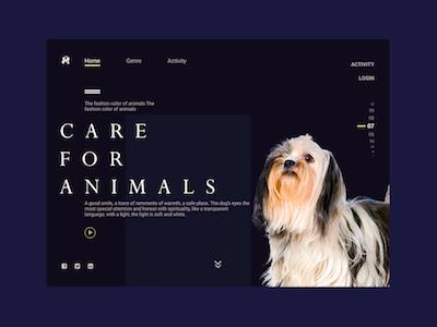 Animal Care animals