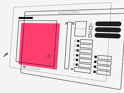 Fundamentals of Color in Interface Design [Article] ui design design ux ui illustration