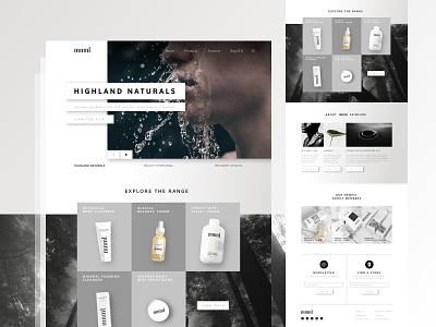 Mnml. freelance ux flat branding digital design digital website web interface design interface ui design user interface ui