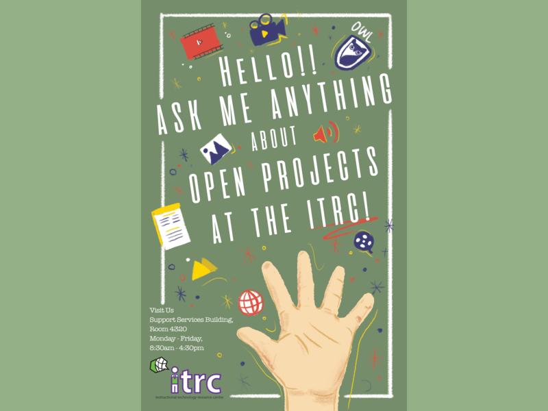 ITRC Poster Design design illustration graphic  design adobe photoshop cc adobe photoshop poster