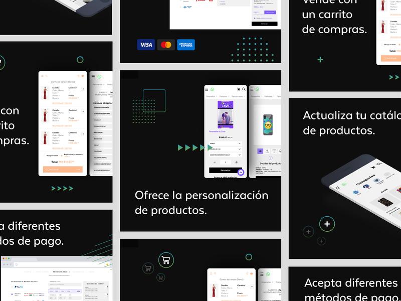 Upgrade 2020 E-Commerce | Ads campaign ads ecommerce web design web app ui logotipo identity logo design branding