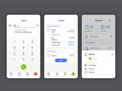 ios app for ip-telephony