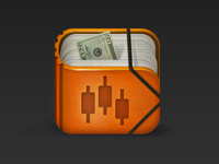 Trading Iphone Icon